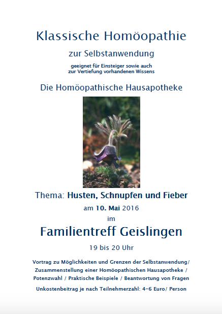 Klassische Homöopathie Anja Tochtermann